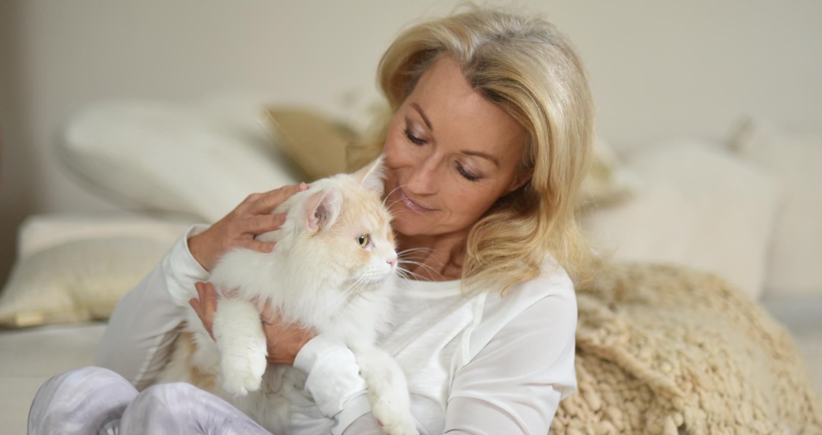 Andrea mit Eunice