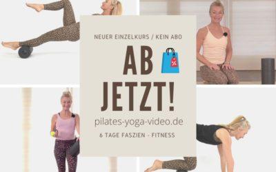6 Tage Faszien Fitness