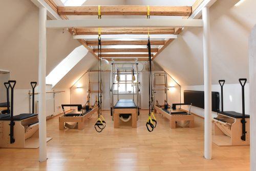 Pilates Yoga Starnberg