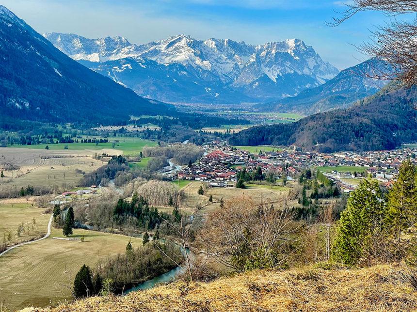 Höhenberg Wanderung